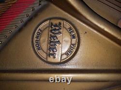 Weber Baby Grand Piano, 1962-1963 model