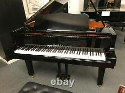 YAMAHA 6'1 MODEL C3 GRAND PIANO MINT CONDITION INSIDE AND OUTSIDE WithBENCH