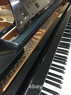 Yamaha 6'1 Ebony Polish Grand Piano & Bench Model C3 Built in Japan 1998 $14500