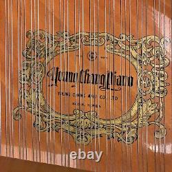 Young Chang 5.2 Grand Piano Model G-157 Black Ebony With Bench